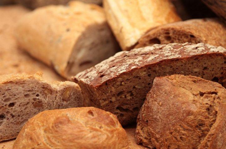 Mały chlebak w kuchni